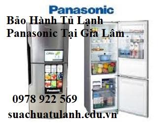 Trung Tâm Bảo Hành Tủ Lạnh Panasonic Tại Gia Lâm