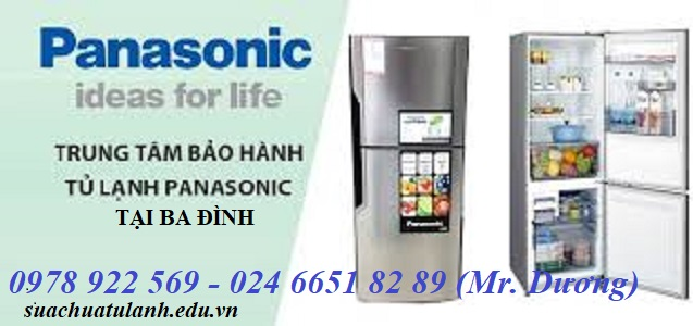 Trung Tâm Bảo Hành Tủ Lạnh Panasonic Tại Ba Đình