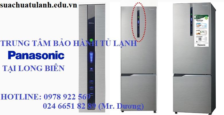 Trung Tâm Bảo Hành Tủ Lạnh Panasonic Tại Long Biên