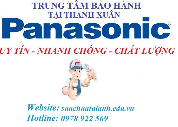 Trung Tâm Bảo Hành Tủ Lạnh Panasonic Tại Thanh Xuân