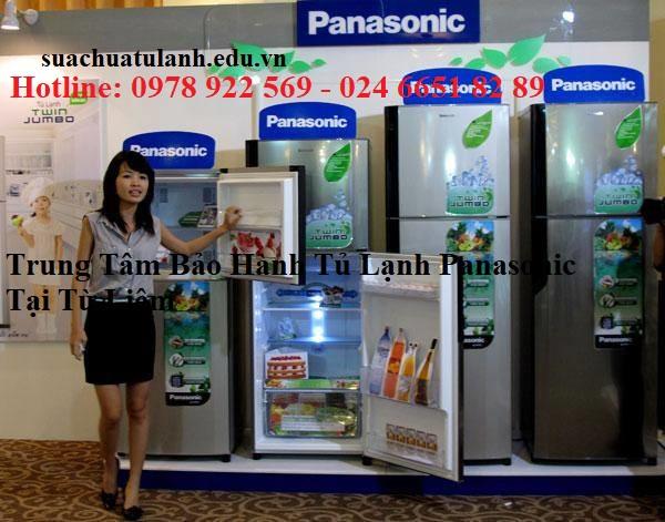 Trung Tâm Bảo Hành Tủ Lạnh Panasonic Tại Từ Liêm