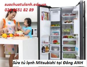 Sửa chữa tủ lạnh Mitsubishi huyện Đông Anh