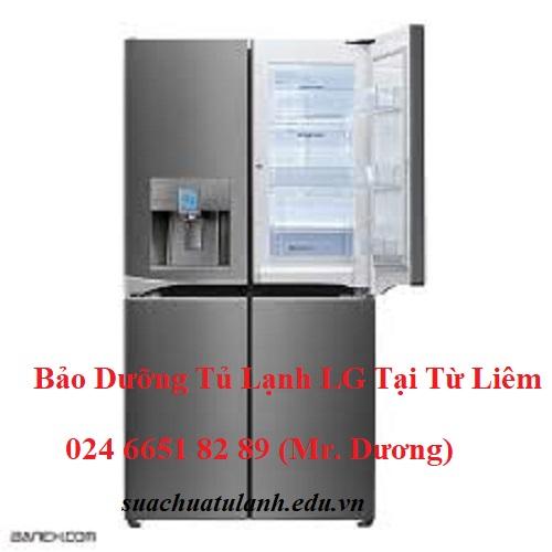 Bảo Dưỡng Tủ Lạnh LG Tại Từ Liêm