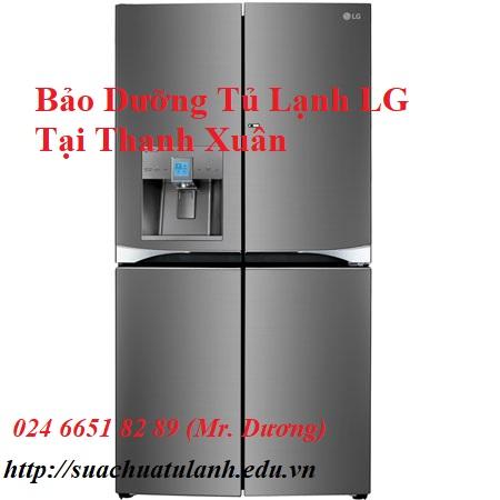 Bảo Dưỡng Tủ Lạnh LG Tại Thanh Xuân