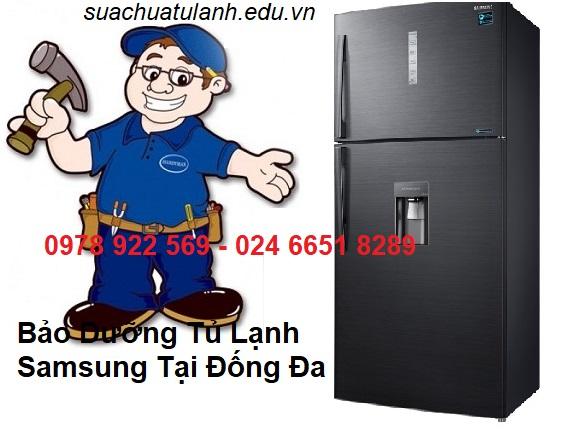 Bảo Dưỡng Tủ Lạnh Samsung Tại Đống Đa
