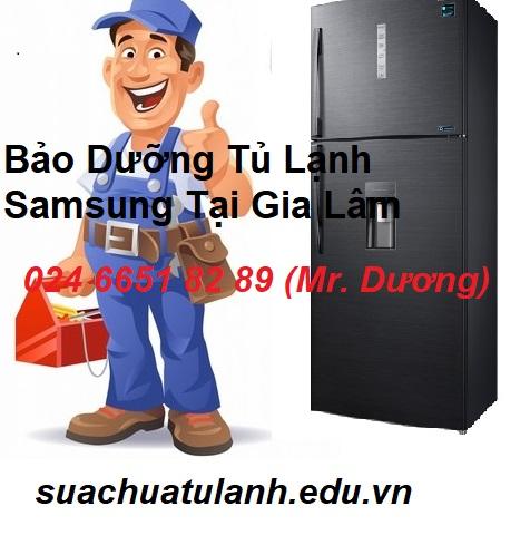 Bảo Dưỡng Tủ Lạnh Samsung Tại Gia Lâm