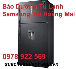 Bảo Dưỡng Tủ Lạnh Samsung Tại Hoàng Mai