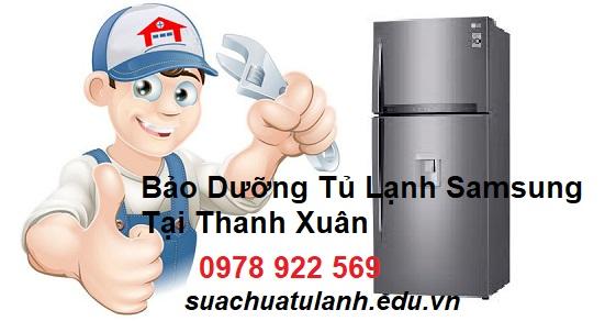 Bảo Dưỡng Tủ Lạnh Samsung Tại Thanh Xuân