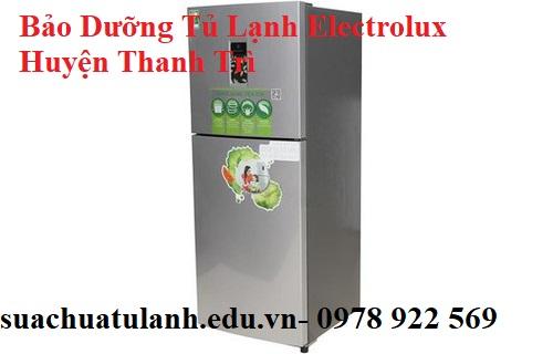 Bảo Dưỡng Tủ Lạnh Electrolux Huyện Thanh Trì
