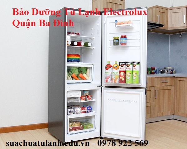 Bảo Dưỡng Tủ Lạnh Electrolux Quận Ba Đình