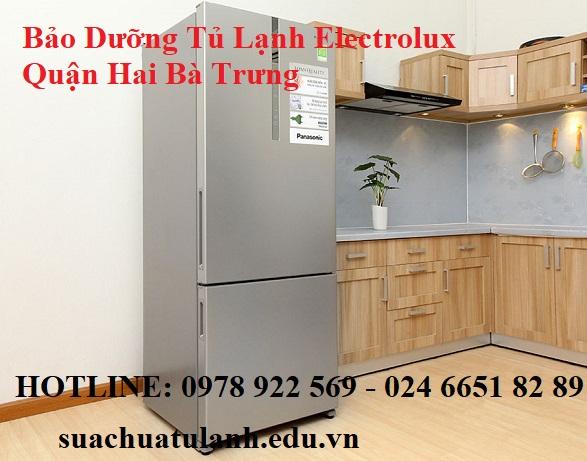 Bảo Dưỡng Tủ Lạnh Electrolux Quận Hai Bà Trưng