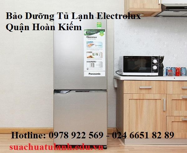 Bảo Dưỡng Tủ Lạnh Electrolux Quận Hoàn Kiếm