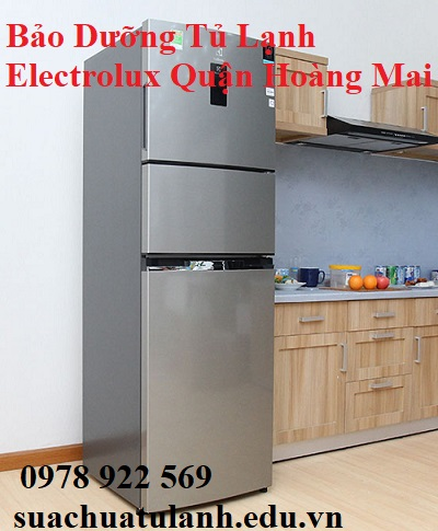 Bảo Dưỡng Tủ Lạnh Electrolux Quận Hoàng Mai