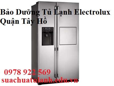 Bảo Dưỡng Tủ Lạnh Electrolux Quận Tây Hồ