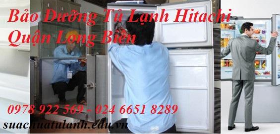 Bảo Dưỡng Tủ Lạnh Hitachi Quận Long Biên