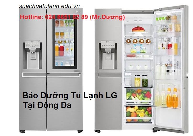 Bảo Dưỡng Tủ Lạnh LG Tại Đống Đa