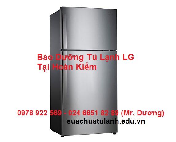 Bảo Dưỡng Tủ Lạnh LG Tại Hoàn Kiếm