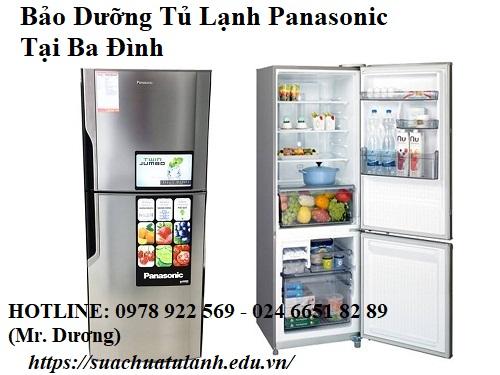 Bảo Dưỡng Tủ Lạnh Panasonic Tại Ba Đình