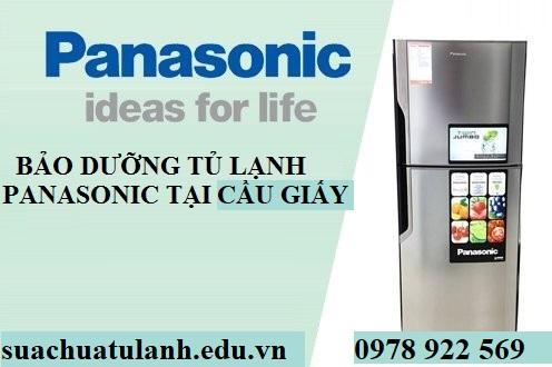 Bảo Dưỡng Tủ Lạnh Panasonic Tại Cầu Giấy