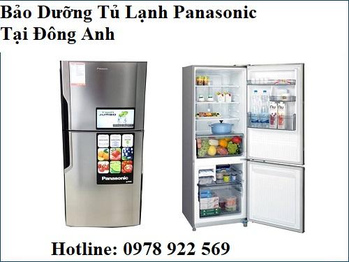 Bảo Dưỡng Tủ Lạnh Panasonic Tại Đông Anh
