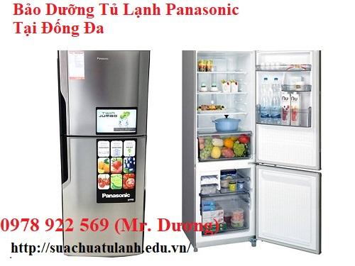 Bảo dưỡng tủ lạnh Panasonic tại Đống Đa