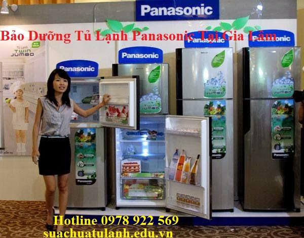 Bảo Dưỡng Tủ Lạnh Panasonic Tại Gia Lâm