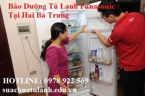 Bảo Dưỡng Tủ Lạnh Panasonic Tại Hai Bà Trưng