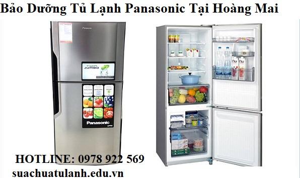 Bảo Dưỡng Tủ Lạnh Panasonic Tại Hoàng Mai