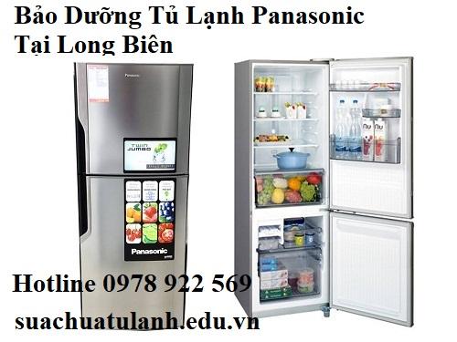 Bảo Dưỡng Tủ Lạnh Panasonic Tại Long Biên
