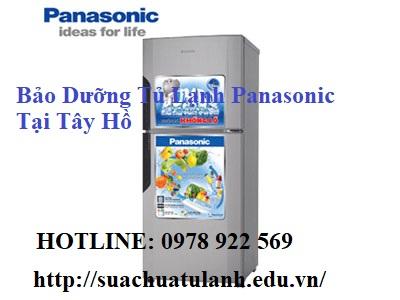 Bảo Dưỡng Tủ Lạnh Panasonic Tại Tây Hồ