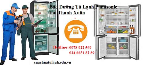 Bảo Dưỡng Tủ Lạnh Panasonic Tại Thanh Xuân