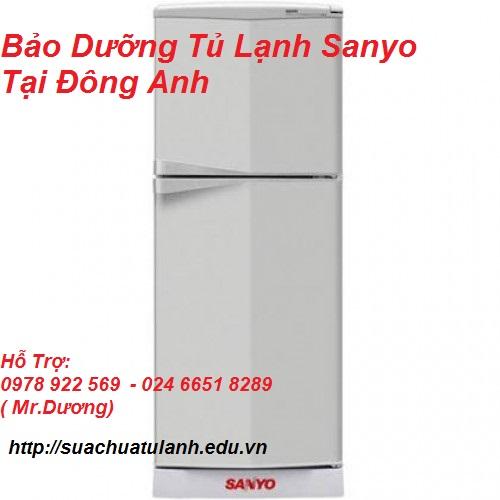 Bảo Dưỡng Tủ Lạnh Sanyo Tại Đông Anh