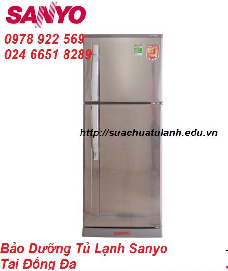 Bảo Dưỡng Tủ Lạnh Sanyo Tại Đống Đa