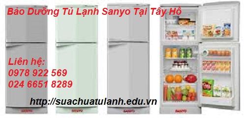 Bảo Dưỡng Tủ Lạnh Sanyo Tại Tây Hồ