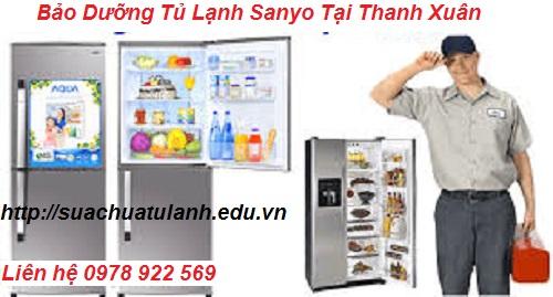 Bảo Dưỡng Tủ Lạnh Sanyo Tại Thanh Xuân
