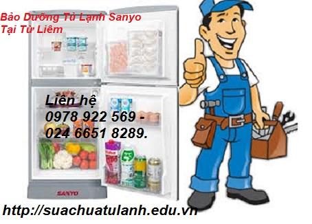 Bảo Dưỡng Tủ Lạnh Sanyo Tại Từ Liêm