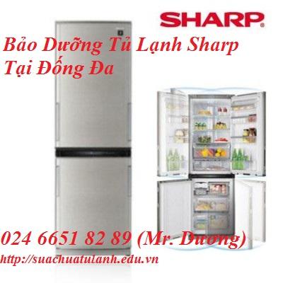 Bảo Dưỡng Tủ Lạnh Sharp Tại Đống Đa