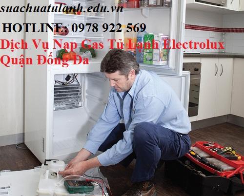 Dịch Vụ Nạp Gas Tủ Lạnh Electrolux Quận Đống Đa