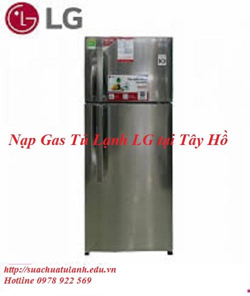 Nạp Gas Tủ Lạnh LG Tại Tây Hồ