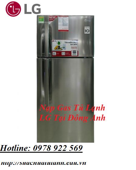Nạp Gas Tủ Lạnh LG Tại Đông Anh