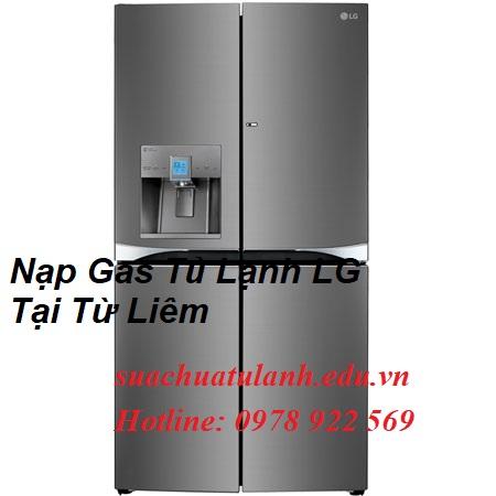 Nạp Gas Tủ Lạnh LG Tại Từ Liêm