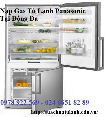 Nạp Gas Tủ Lạnh Panasonic Tại Đống Đa