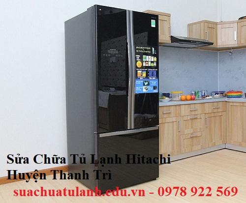 Sửa Chữa Tủ Lạnh Hitachi Huyện Thanh Trì