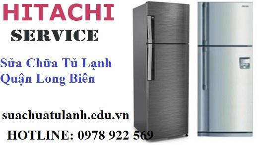 Sửa Chữa Tủ Lạnh Hitachi Quận Long Biên