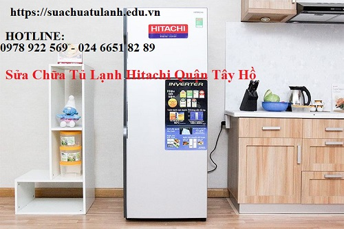 Sửa Chữa Tủ Lạnh Hitachi Quận Tây Hồ