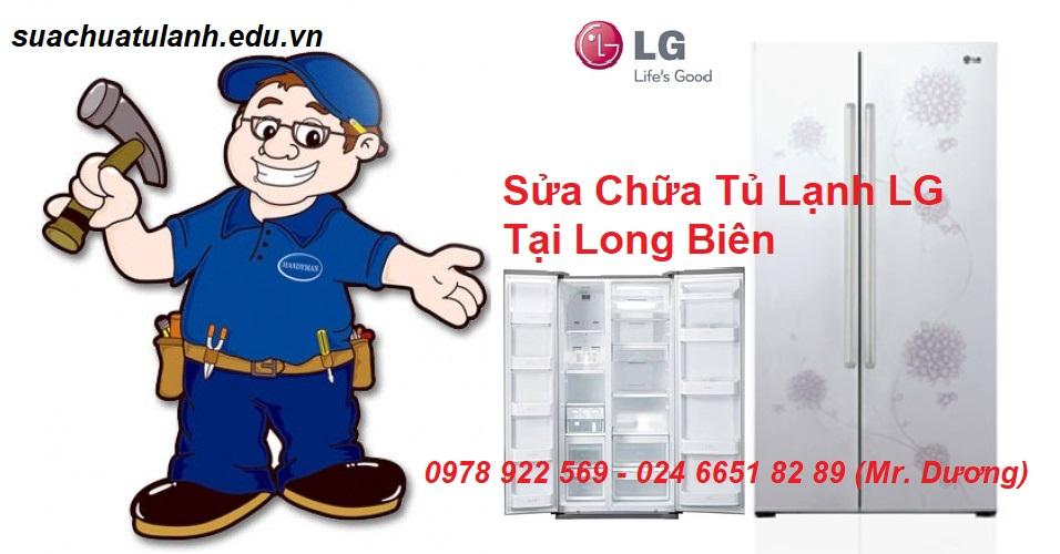 Sửa Chữa Tủ Lạnh LG Tại Long Biên