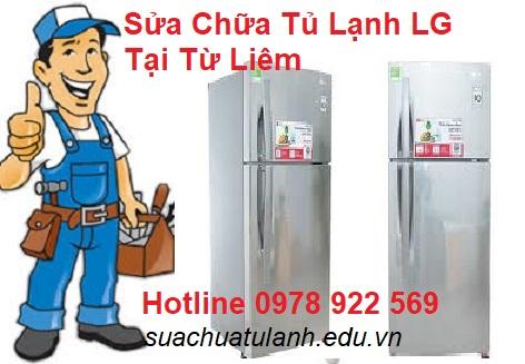Sửa Chữa Tủ Lạnh LG Tại Từ Liêm