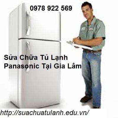 Sửa Chữa Tủ Lạnh Panasonic Tại Gia Lâm