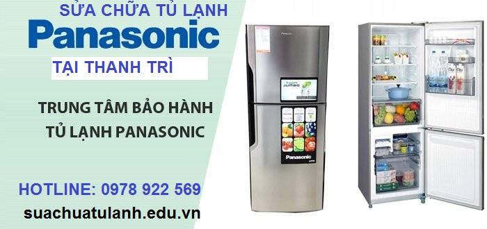 Sửa Chữa Tủ Lạnh Panasonic Tại Thanh Trì