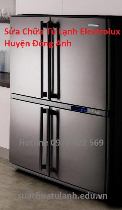 Sửa Chữa Tủ Lạnh Electrolux Huyện Đông Anh